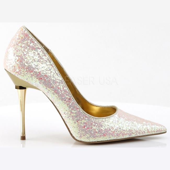 pleaser APPEAL-20G puntige pumps schoenen met puntneus maat 39 - 40